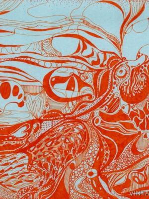 """Купить для интерьера на стену Постер """"Индийская корова"""" Санкт-Петербург"""