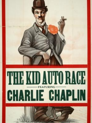 """Купить для интерьера на стену Постер к/ф """"Ребенок автопробега"""" США 1914"""