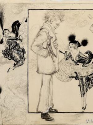"""Купить для интерьера на стену Постер """"Помоги Дяде Сэму"""" США 1918"""