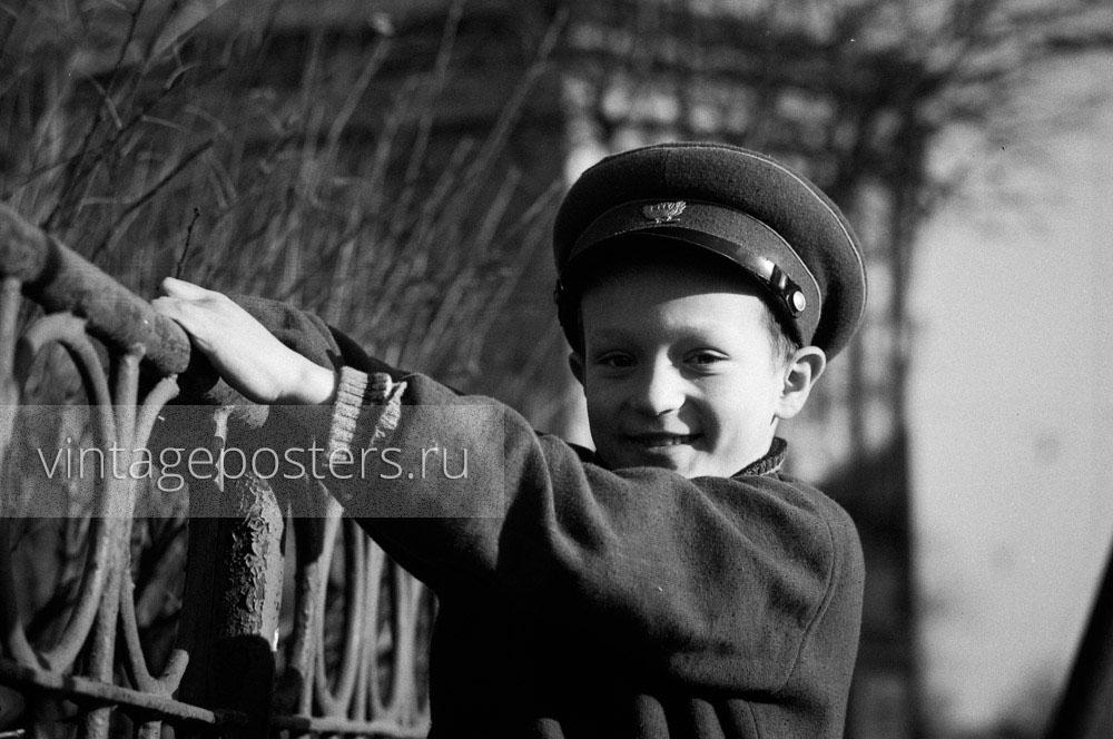 Юный москвич. 1956г. Фото №86