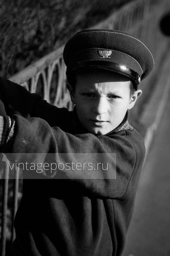 Юный москвич. 1956г. Фото №87