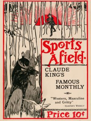 """Винтажный Ретро Постер """"Журнал «Sports Afield»"""" США 1890 для интерьера купить"""