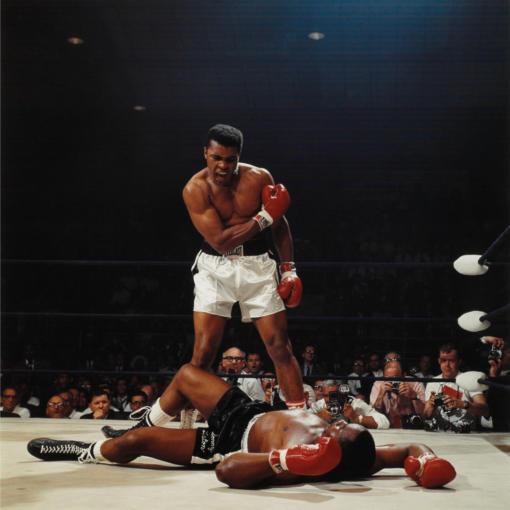 Мохаммед Али против Сонни Листона, 1965 год.