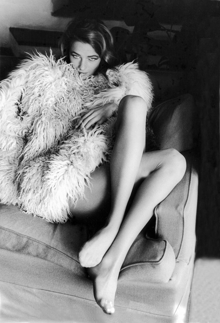"""Шарлотта Рэмплинг в к/ф """"Похищение Человека"""", 1968 год"""