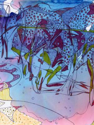 """Купить для интерьера на стену Постер """"FA357309"""" Россия 2019"""