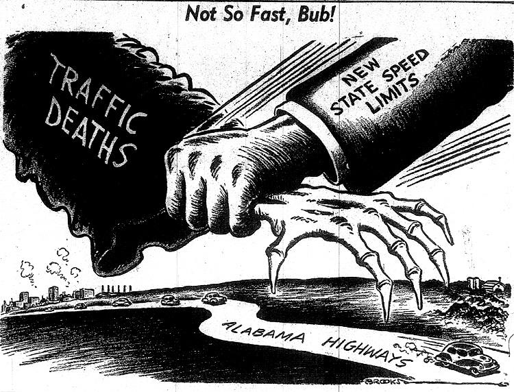 """""""Не так быстро, парень"""", США, 1951 год"""
