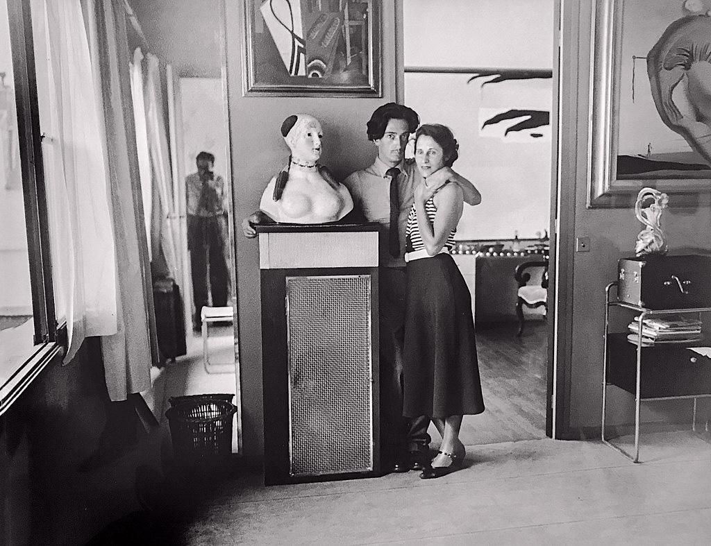 Дали и Гала, 1932 год