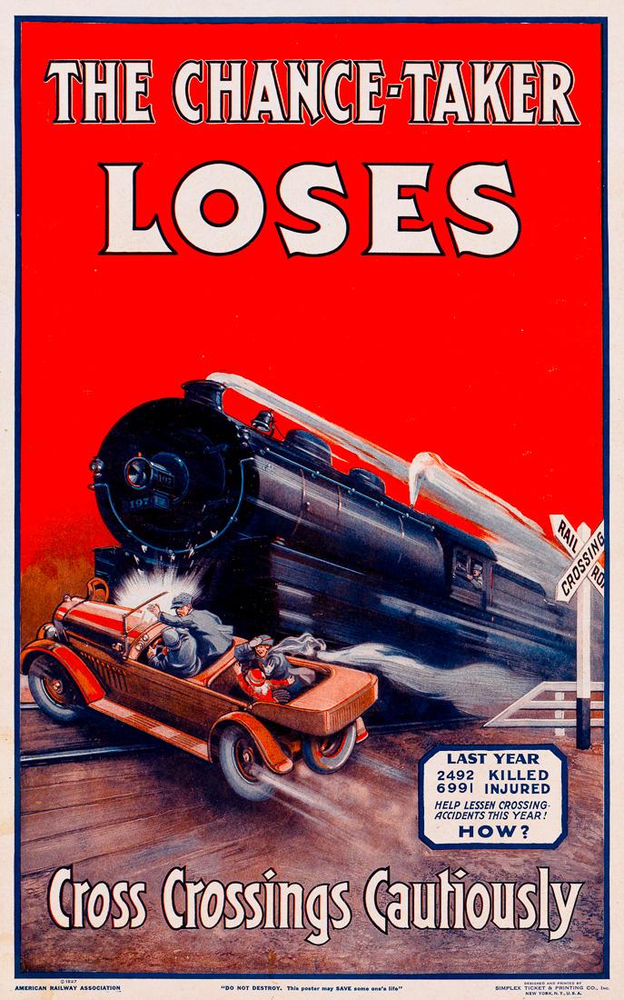 """""""Рисковые проигрывают"""", США, 1927 год"""